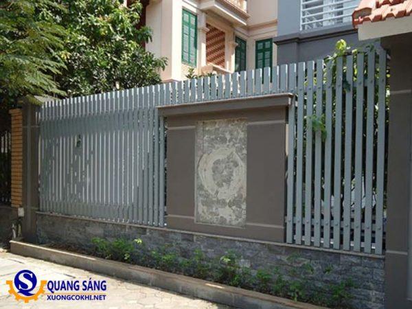 Hàng rào sắt Quang Sáng HRS-14