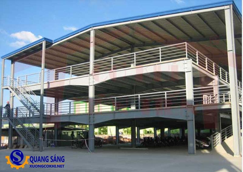 Báo giá làm mái tôn sân thượng tại Hà Nội giá rẻ